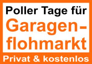 Hof und Garagenflohmarkt