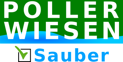 Poller Wiesen . SAUBER