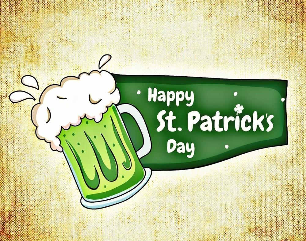 St. Patrick's Day – im APW (wo sonst : )