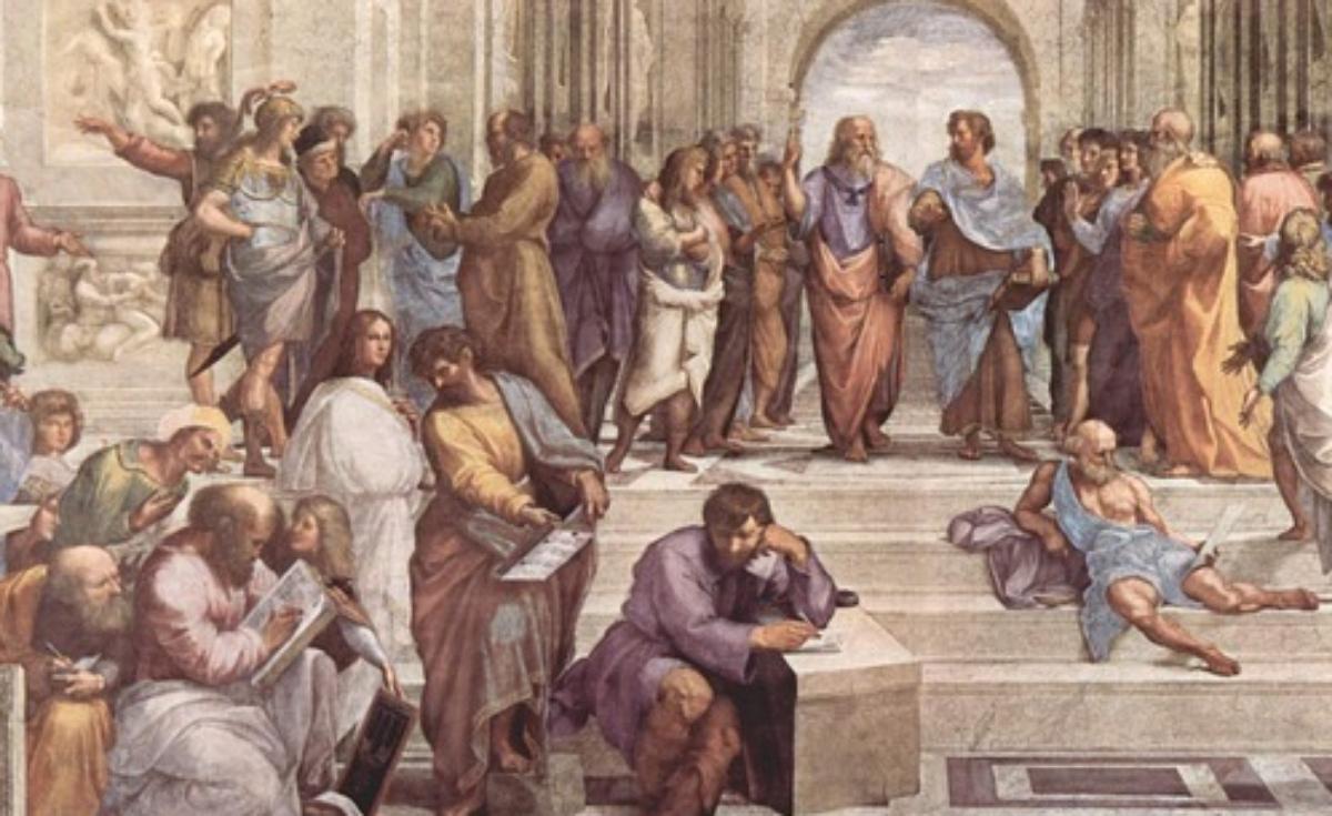 1.Treffen Poller Philosophie-Kreis